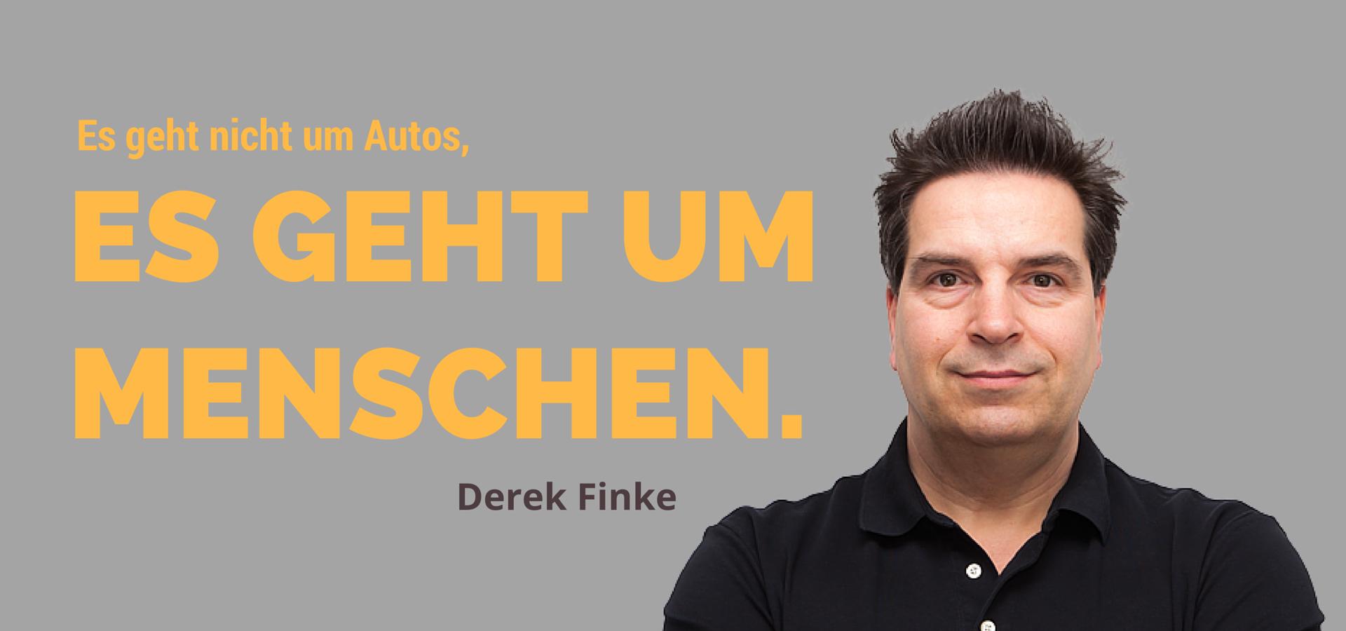 Derek Finke Blog