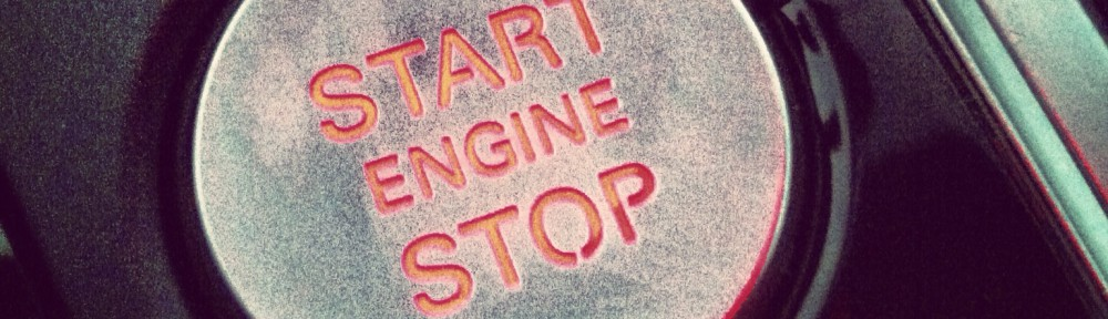 Start Stop Knopf Audi