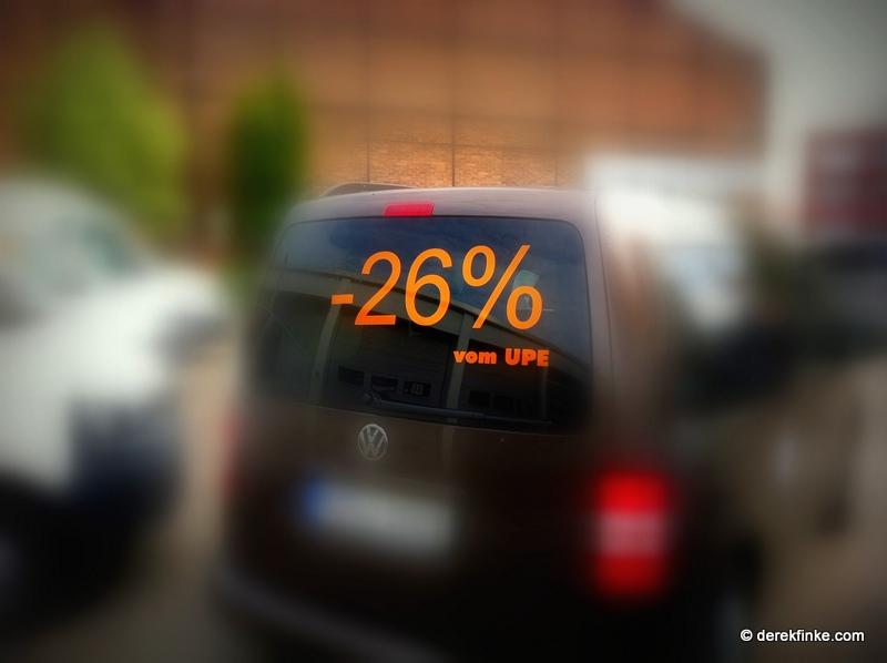 Neuwagen-Internetvermittler und nun? – Teil 3