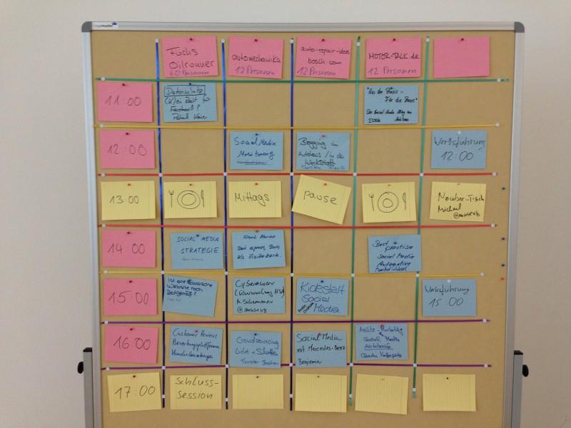 Mein Fazit zum CarCamp 2013 in Mannheim