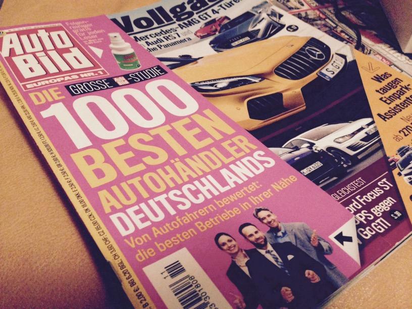 Fragwürdig: Autobild ernennt Deutschlands beste Autohändler