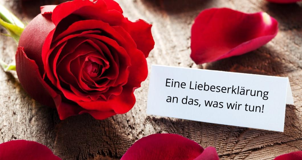 Liebeserklärung von Volker Geyer auf Malerische Wohnideen