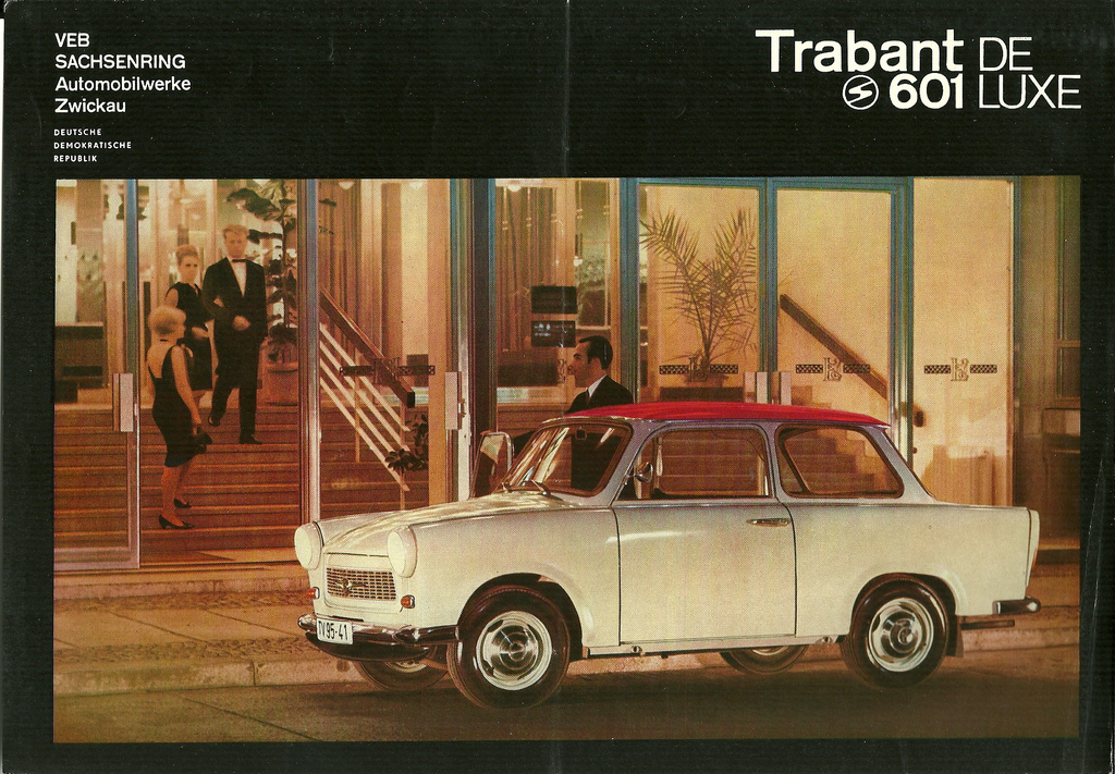 Trabant 601 flickr John Lloyd