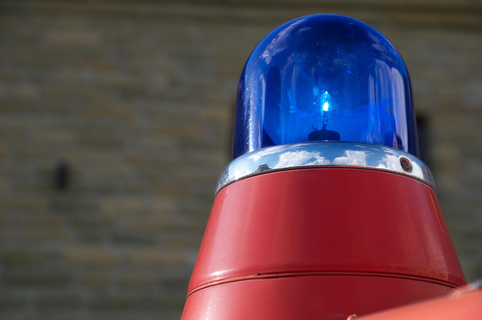Feuerwehr Blaulicht Maik Meid