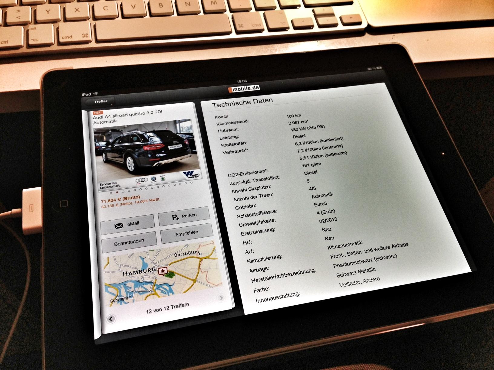 Autohaus Internet Werbung Retargeting