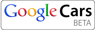 google cars beta logo