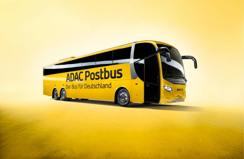 ADAC Krise Postbus Logobus