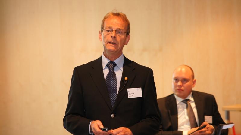 Händlerverband und Ehrenamt Michael Lamlé
