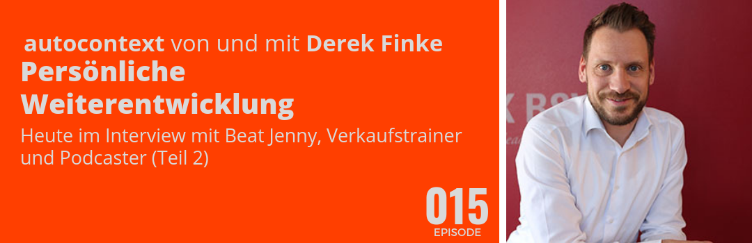 autocontext derek finke episode ac015 Beat Jenny