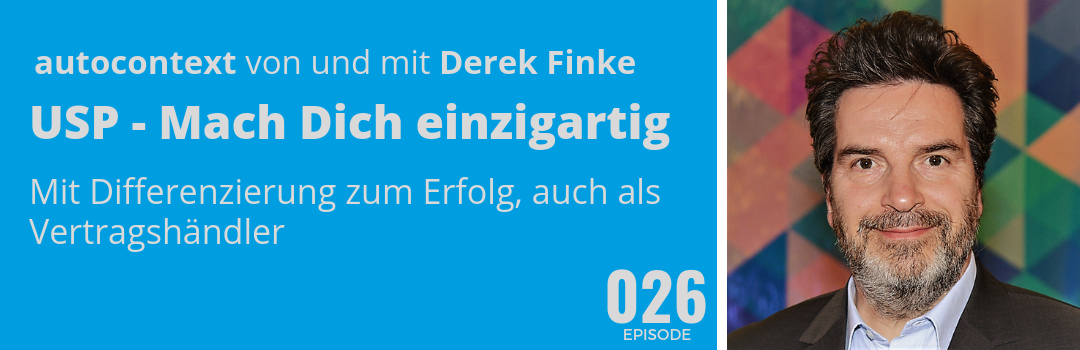 autocontext derek finke episode ac026 USP
